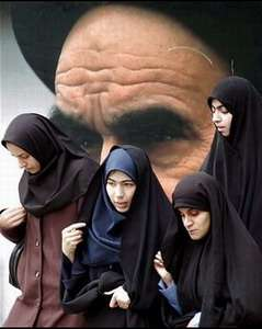 donne in iran