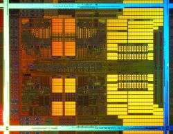 Single 45nm Quad Core Die