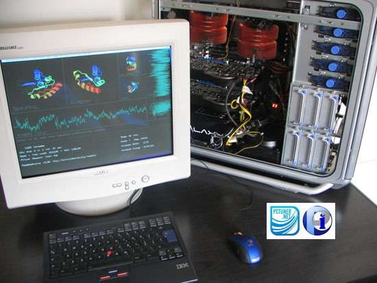 Intel Skulltrail: desktop estremo o workstation per gaming?
