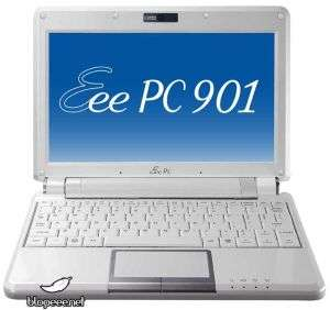 Eee PC 901 - Fonte: Blogee.net