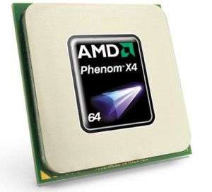 AMD pungola Intel con nuovi Phenom hi-end