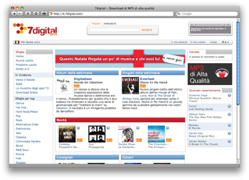 7digital, lo store uk