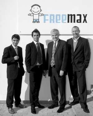 Il management di Freemax