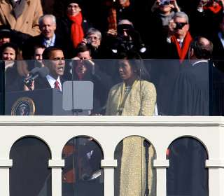 jurvetson - Barack Obama Takes the Oath