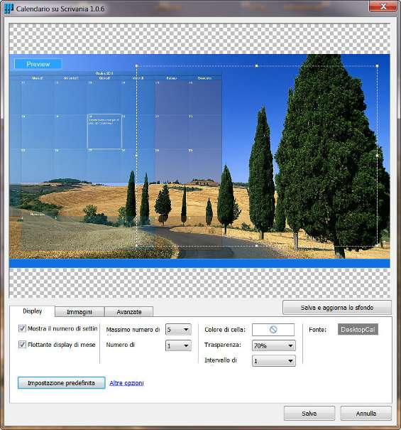 Calendario Per Pc.Desktop Calendar Download E Installazione