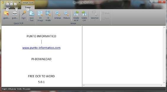 Free OCR to Word 5 0 1 | Download e installazione