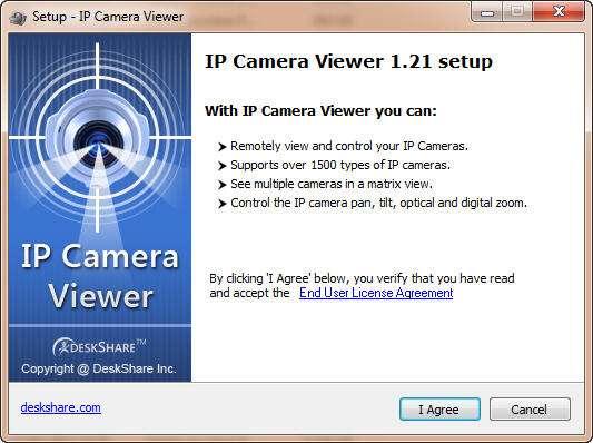 IP Camera Viewer | Download e installazione