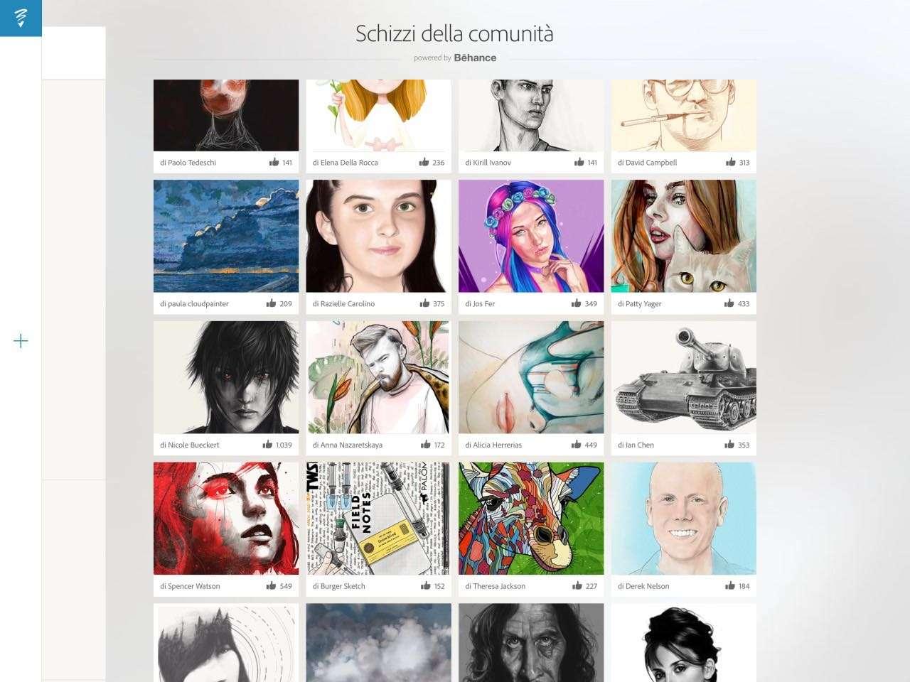 Adobe Sketch Download E Installazione