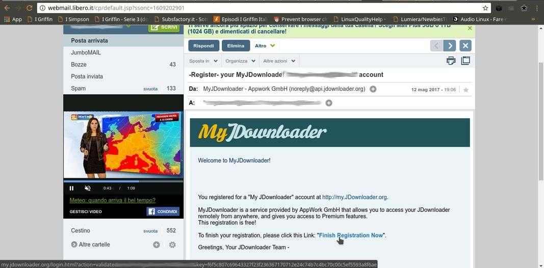 JDownloader2 Headless   Download e installazione