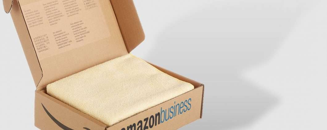 Amazon Business: anche in Italia la vetrina B2B