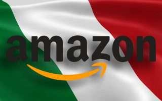 Amazon, 1700 assunzioni in Italia entro fine anno