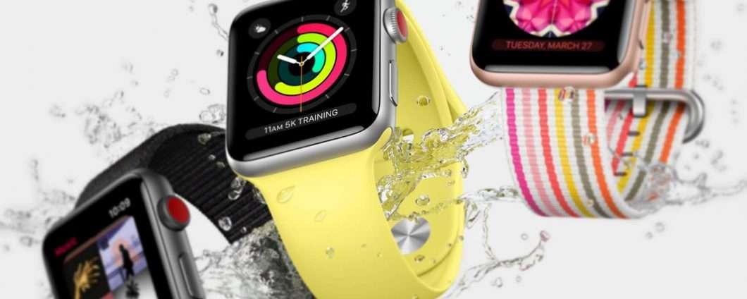 Apple Watch cresce ancora, ma non domina più