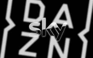 DAZN, patto con Sky per le partite di Serie A