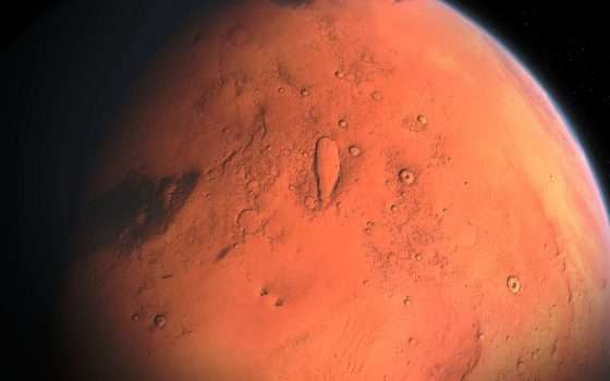 C'è acqua su Marte: la scoperta è italiana