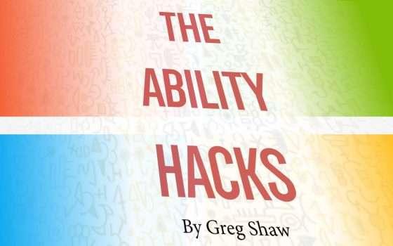 The Ability Hacks: creatività per l'accessibilità