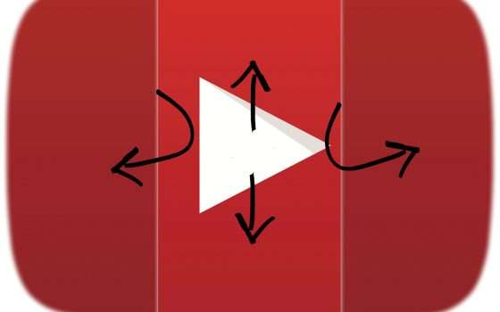 YouTube, porte aperte ai video verticali