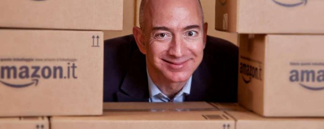 AGCOM: Amazon non può fare attività postale