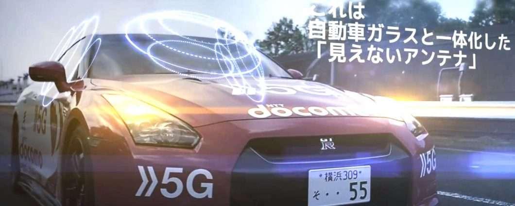 Ericsson: le auto su rete 5G ad alta velocità