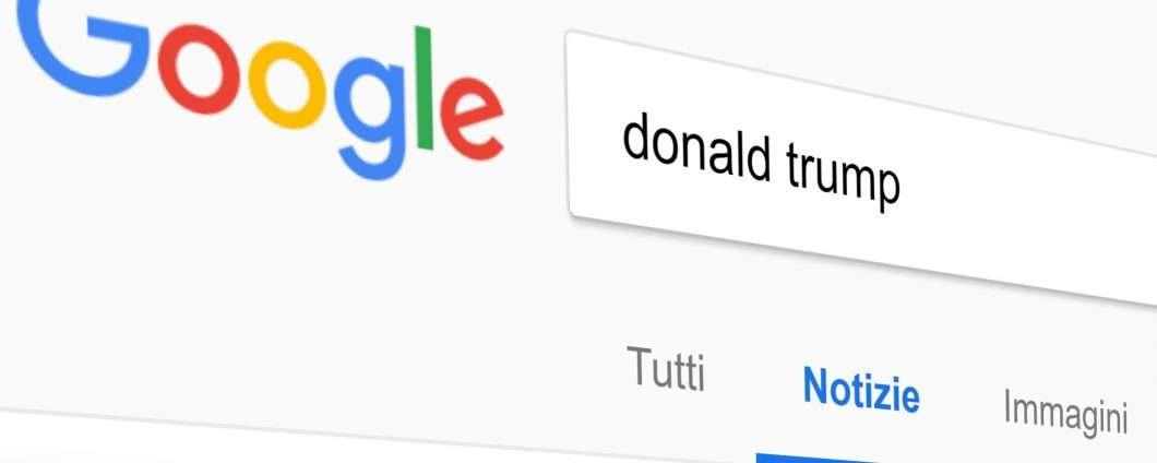 Google difende le SERP dagli attacchi di Trump
