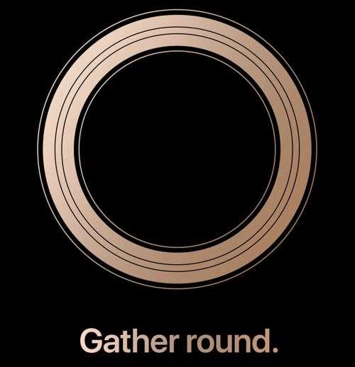 Gather round.