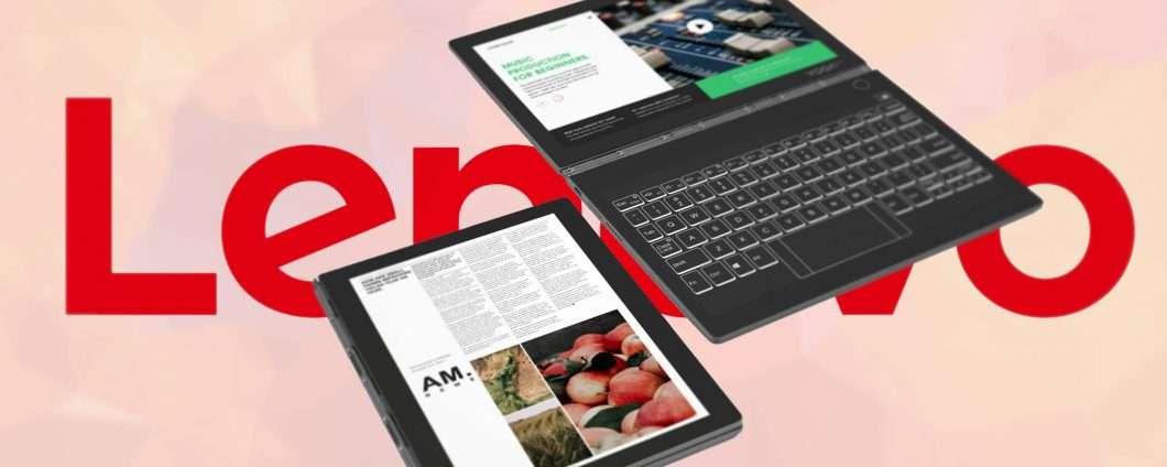 IFA 2018: il ritorno del Lenovo Yoga Book