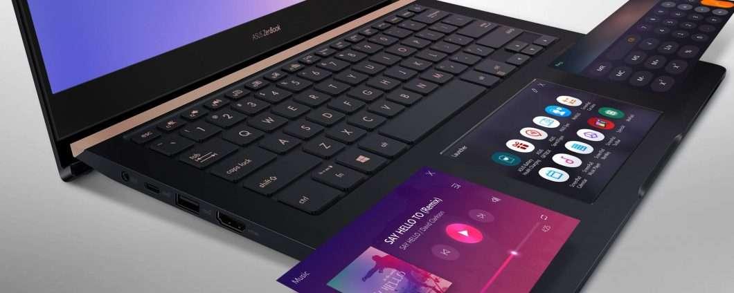 IFA 2018: ASUS, Zenbook tra NumberPad e ScreenPad