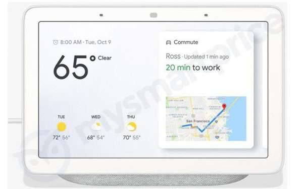 Google Smart Hub, lo smart display di bigG con l'intelligenza artificiale dell'Assistente Google