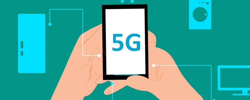 5G, aperte le buste: correranno in cinque