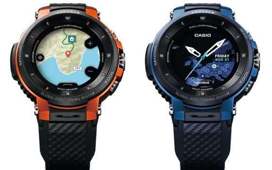 Casio Pro TrekWSD-F30