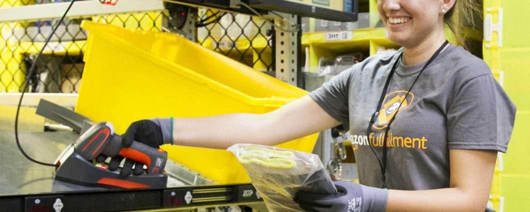 Amazon, un'indagine sui leak dipendenti-venditori