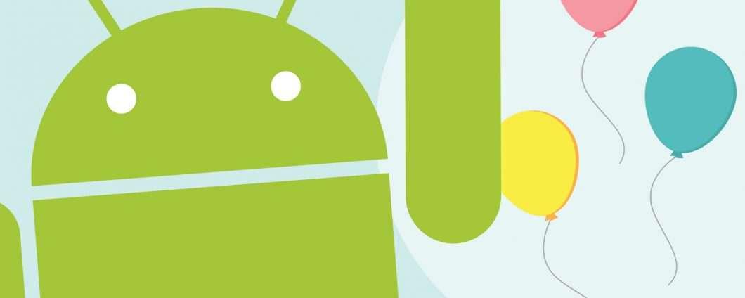 Dieci anni di Android: era il settembre 2008
