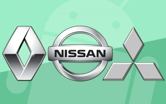 Renault, Nissan e Mitsubishi scelgono Android