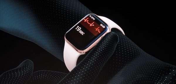 Apple Watch Series 4: la funzionalità ECG