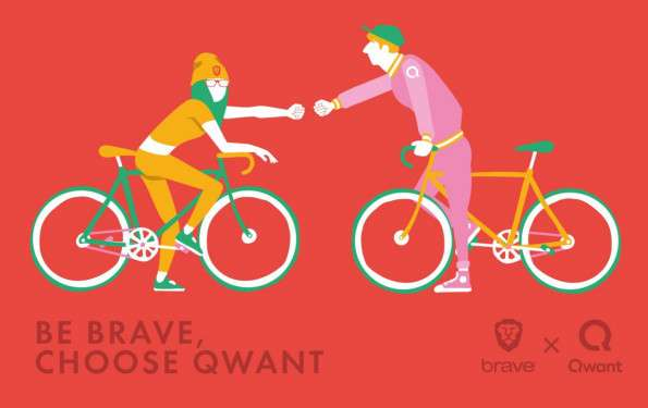 Be Brave, choose Qwant