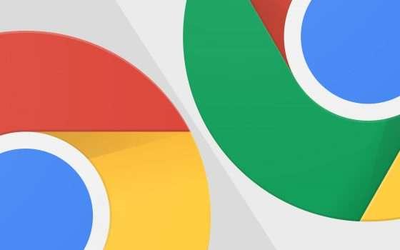 Chrome e account Google: quando il login è forzato