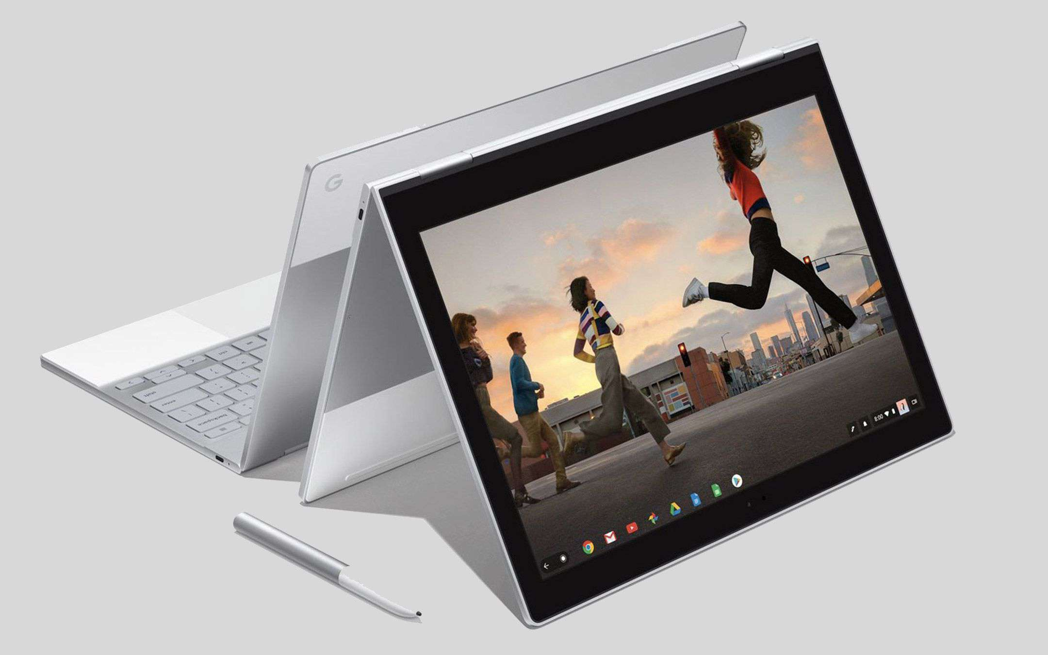 Chrome OS 69: Material Theme e software Linux