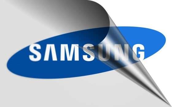 Samsung è pronta: arriva lo smartphone pieghevole