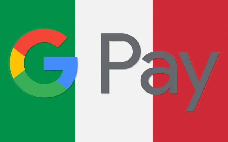 Google Pay da oggi in Italia
