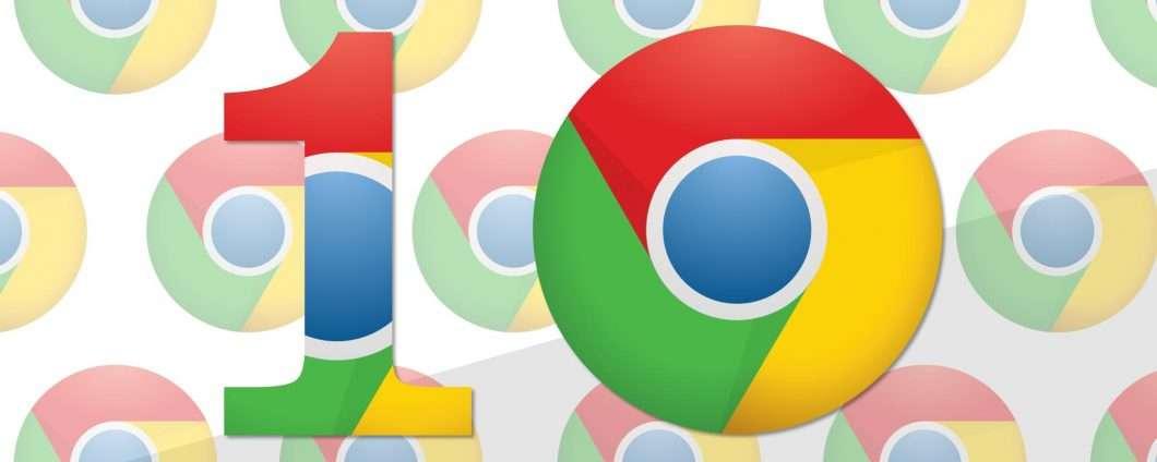 Dieci anni di Google Chrome