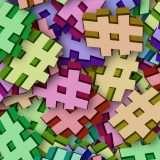 Instagram, questione di hashtag