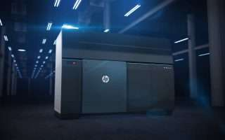 HP Metal Jet, stampa 3D per l'industria