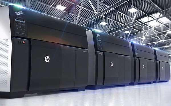 HP Metal Jet è in grado di creare oggetti metallici, una stampante 3D destinata all'ambito industriale
