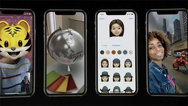 iPhone XS: Animoji