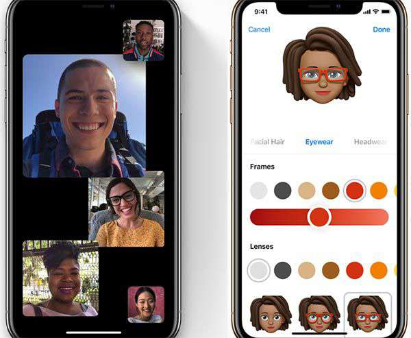 iOS 12: FaceTime e Memoji