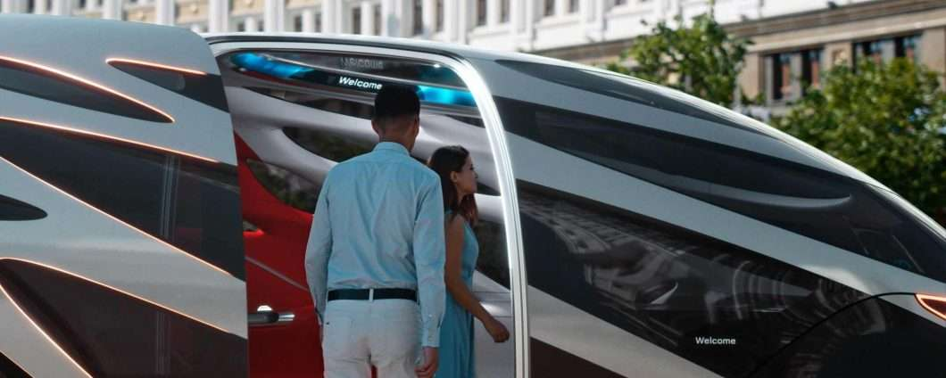 URBANETIC, la visione di Mercedes-Benz