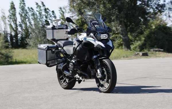 La due ruote di BMW Motorrad che non cade mai