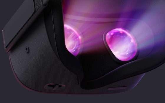 VR: Oculus Quest, il visore standalone di Facebook