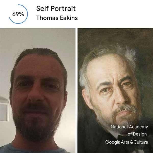 Google Arts & Culture: mettiamo alla prova la funzionalità Art Selfie
