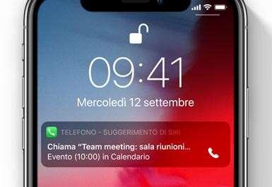 iOS 12: Siri