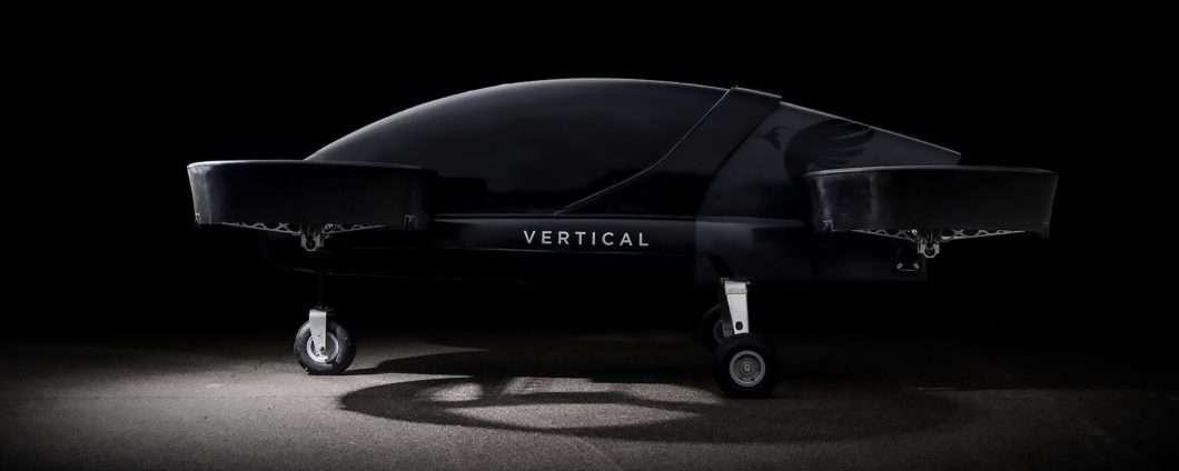Il taxi volante di Vertical Aerospace